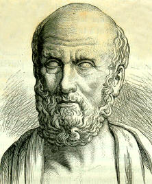 Hipocrates y el Natura Morborum Medicatrix en la homeopatía