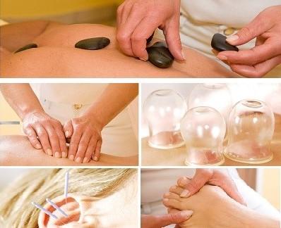 Terapias alternativas, anticonceptivos orales, cirugía y la homeopatía