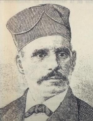 Dr. Julián González, fundador de la primera farmacia homeopática en la ciudad de México
