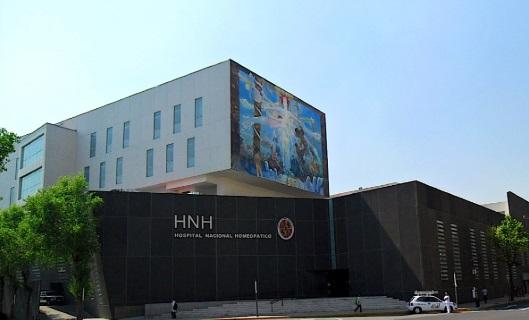 Hospital Nacional Homeopático