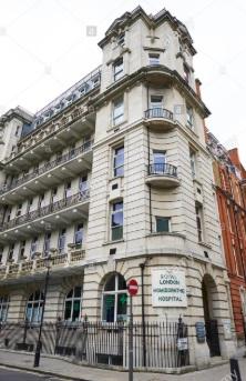 Hospital Real Homeopático de Londres