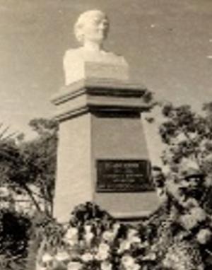 Monumento a la homeopatía en el Parque Farroupilha - Porto Alegre
