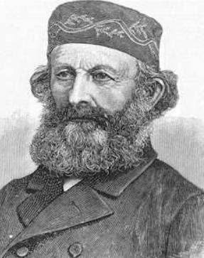 Dr. Theodore Johann Rueckert
